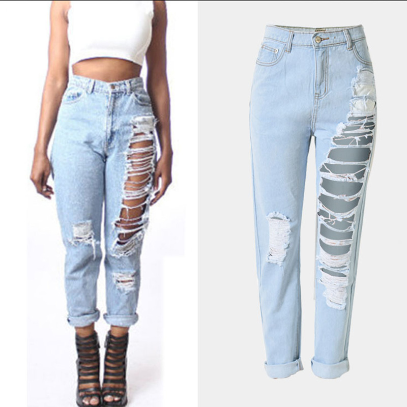Compare Prices on White Jeans Sale- Online Shopping/Buy Low Price ...