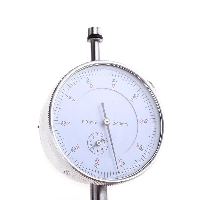 Accuracy Precision Indicator Gauge Dial Indicator Measurement Instrument 0.01mm New