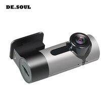PARASOLANT HD Скрытая мини-камера с одним объективом 360 градусов панорамный Вождение рекордер автомобильная камера Поддержка петли Запись 20 часов