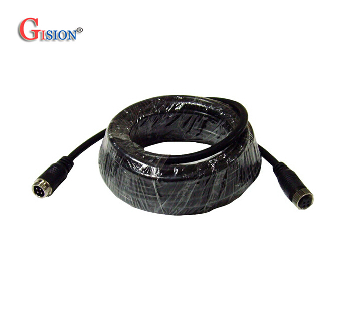 Aviation Cable,4 PIN Aviation Connector Video and Audio Cable,Professional Extend Cable for CCTV Camera/DVR free Shipping throttle cable and clutch cable for bicycle engine kit free shipping