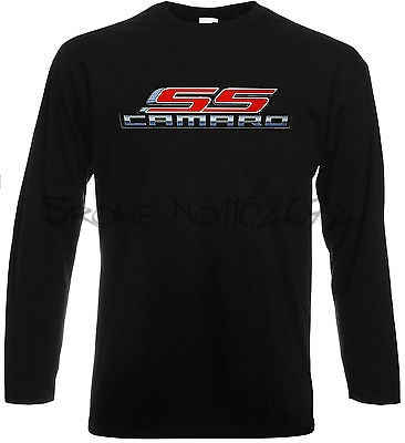 c06c3d9c Camaro SS Logo T Shirt Chevrolet Chevy Long Sleeve Tee Cool Gift-in T-Shirts  from Men's Clothing on Aliexpress.com | Alibaba Group