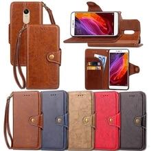 Xiaomi Redmi Note 4 4x Case PU Leather Silicone Xiomi Covers Phone Fundas Xaomi 4X Coque Carcasas