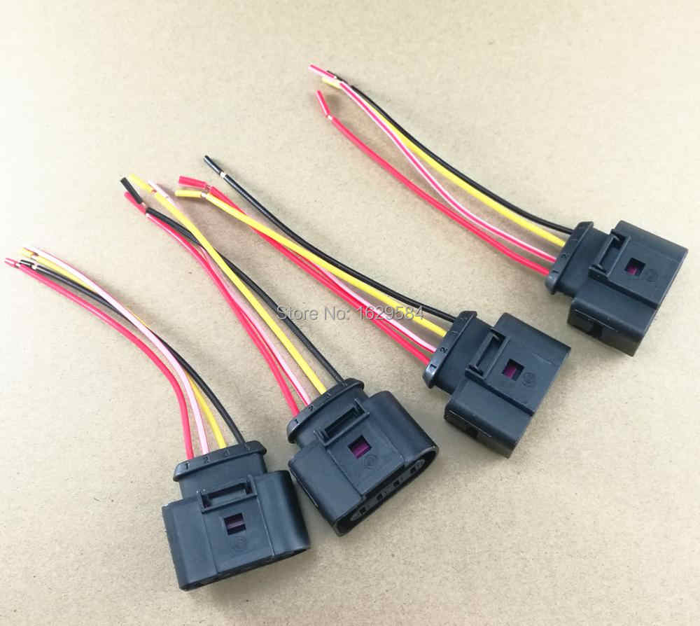 Volkswagen Jetta Repairing Ignition Switch Wiring Harness Part 4