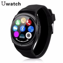 Bluetooth 4.0 Smart Watch UO U Bracelet NFC MICRO G-capteur Boussole Podomètre Santé Smartwatch pour Samsung Xiaomi iPhone Android