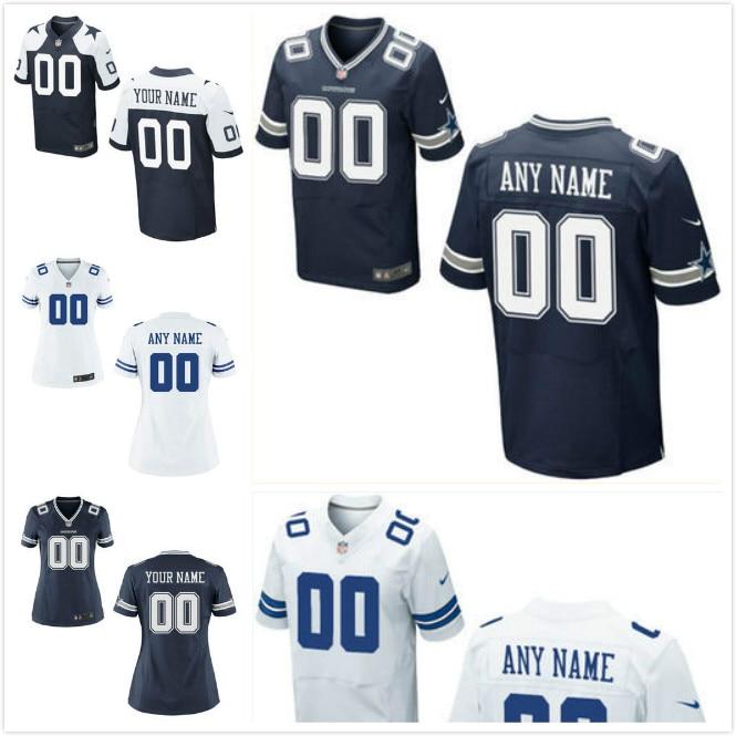... Jersey Stitched Custom Dallas Cowboys Personalized Embroi. c52ea182d766