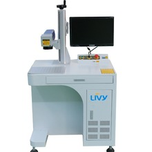 fiber laser marking machine for name plate, dog tag, iphone case mark, laser etching machine цена