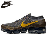 Nike Air Vapormax Flyknit Men's Running Shoes Outdoor Sneakers Shoes Non Slip Breathable 849558 009