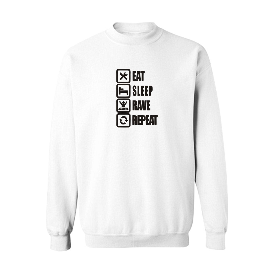 Symbol Eat Sleep Game Cotton Black/Gray Sweatshirts Street Wear New Hoodies Men Brand Designer Mens Sweatshirt Men 3xl