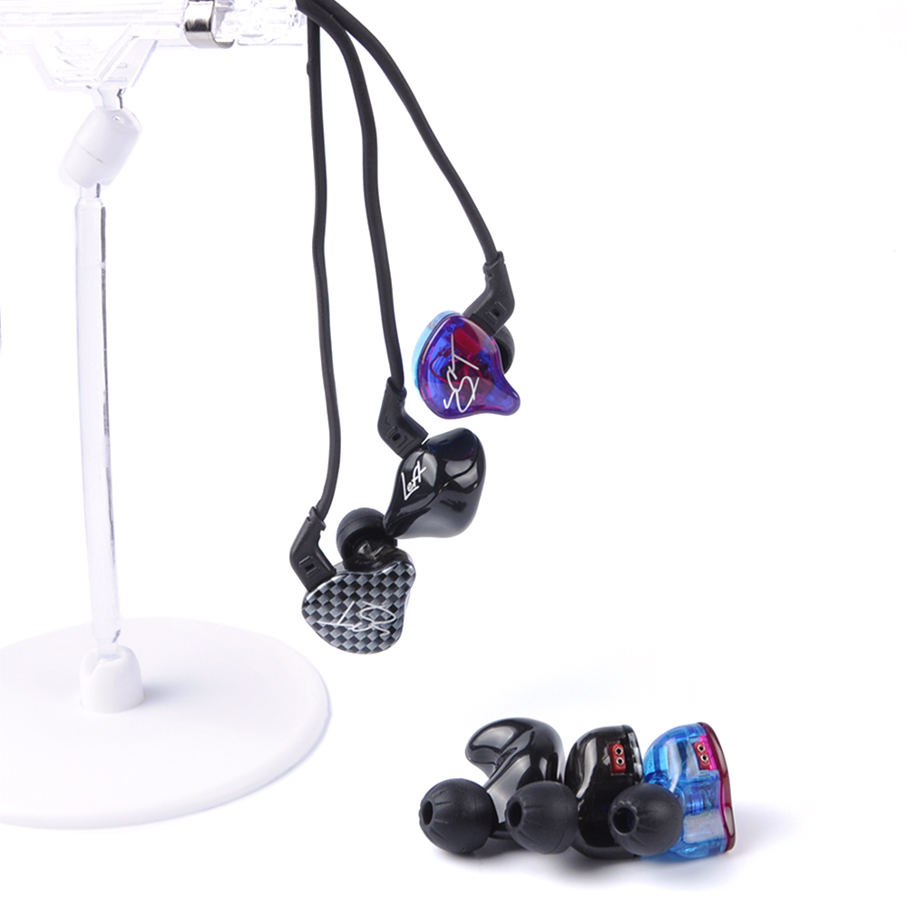 KZ Eartips 3 Pairs(6pcs) L M S In Ear Tips Earbuds Headphone Silicone Eartips/Ear Sleev /Earbuds For KZ ED12 ZS2 ATE Earphone