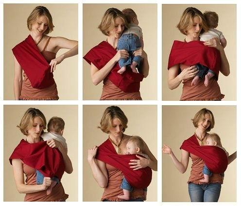 Двухслойный хлопок; переноски для малышей; слинги для переноски и переноски; 3 размера