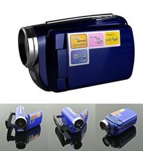 Cool Mini Digital Video Camera DVR Camcorder 12MP 4xZoom 1.8″LCD Kids Xmas Gift Stock and 4 Color