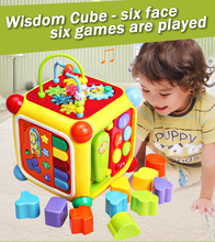 Multifunktsionaalne haridusmänguasjad Mini klaverihooned muusikavahendid elektrooniline mänguasi Puzzle varajase hariduse kingitused
