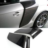Лидер продаж TT R8 углеродного волокна Боковая дверь крылья ракеты для Audi TT TTS TTRS Комплект кузова 2010UP