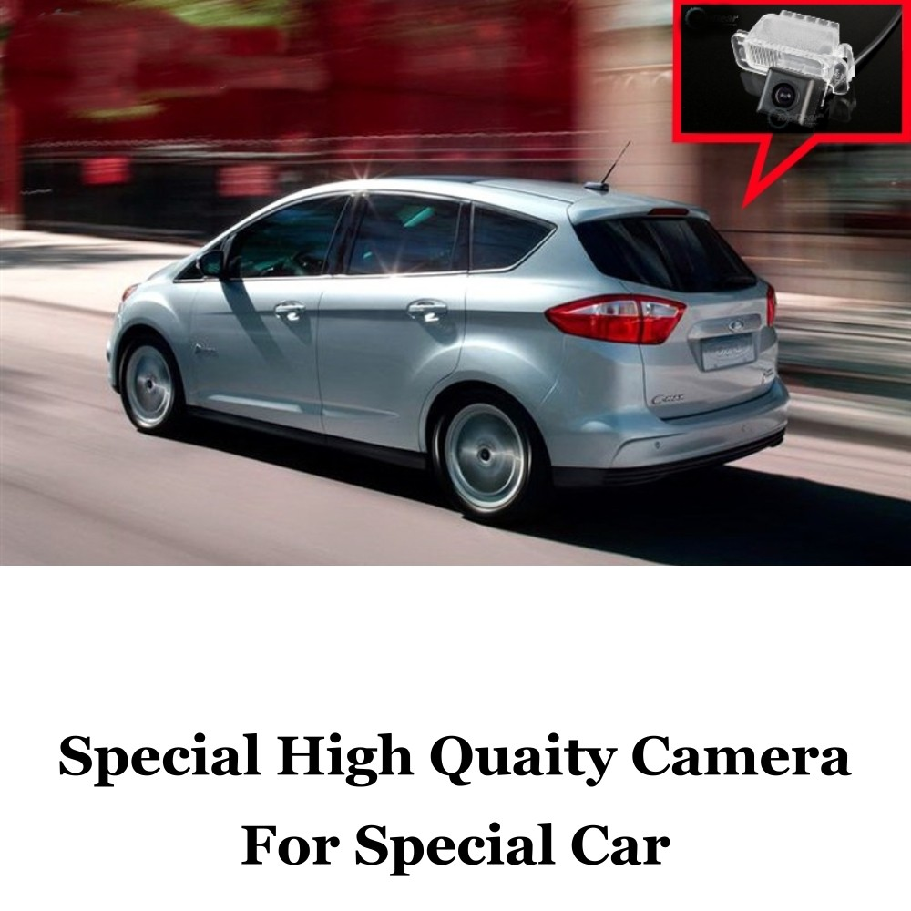 Car Camera For Ford C-Max C Max CMax 2010~2016 High Quality Rear View Back Up Camera For Friends to Use  RCA Car