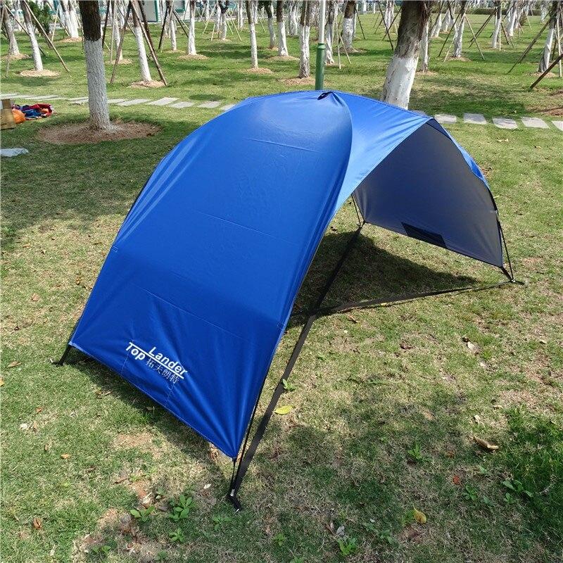 finest selection 7c3f1 ebe48 Sun Shelter Tent for Beach Summer Outdoor UV Tarp Sun Shade Strandtent  Cabana Camping Fishing Awning Sunshade Beach Tent Canopy