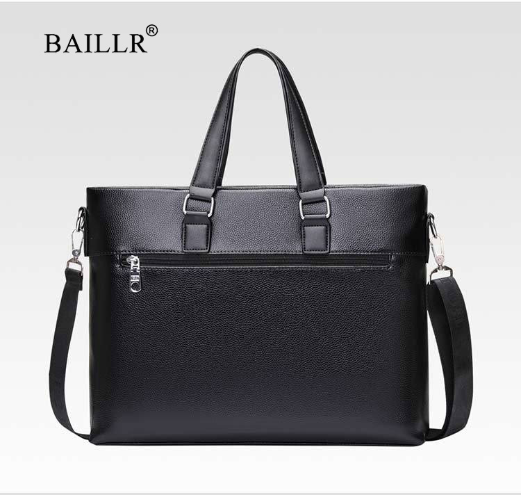 HTB1VjlGXELrK1Rjy1zbq6AenFXaa Promotions 2019 New Fashion Bag Men Briefcase PU Leather Men Bags Business Brand Male Briefcases Handbags Wholesale High Quality