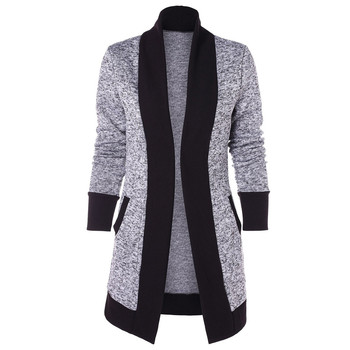 Women Kimono Cardigan Long Sleeve patchwork