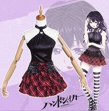 Nuevo anime mano shakers enlazar cosplay mujeres grils dress juegos de regalo de navidad de halloween cos de limpieza