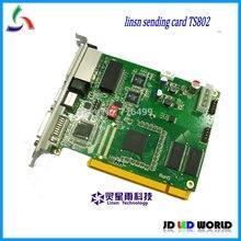 TS802 Voll Farbe Video Led Display Controller Senden Karte (Linsn TS802 Senden Karte)