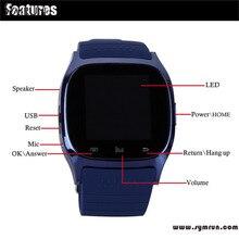 Symrun 2016 Bluetooth Uhr Sport Smartwatch M26 Bluetooth Smart Watch Armbanduhr Telefon Kamerad Smartwatch Modul