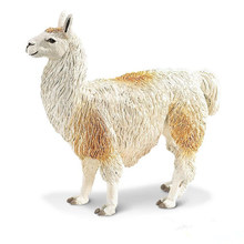 Original Simulation Animal Figurine Model Toy White Camel Figure Doll PVC Collectible Figure Toy Gifts