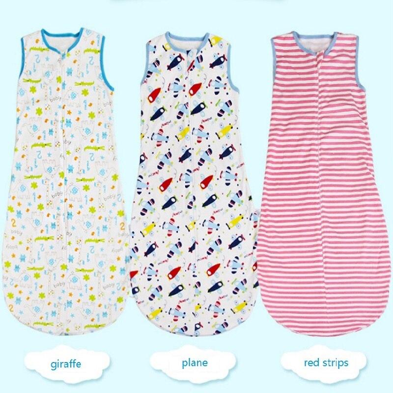 Giol-Me-Num-Summer-Newborn-sockpuppet-Sleepsacks-Cotton-0-18months-baby-sleeveless-cartoon-sleeping-bag-baby-vest-sacks-77X45cm-2