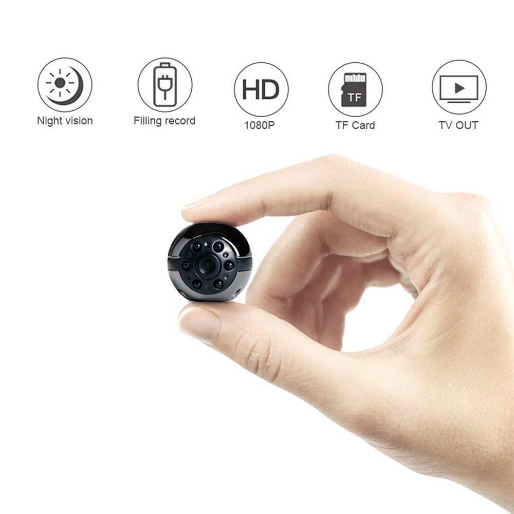 SQ9 Mini Camera 1080P HD Digital Camera Infrared Night Motion Detection Micro Camera 360 Degree Rotation Video Recorder pk sq8 sq9 infrared night vision mini camera 360 degree rotation mini dv voice video recorder motion detection camcorder digital cam