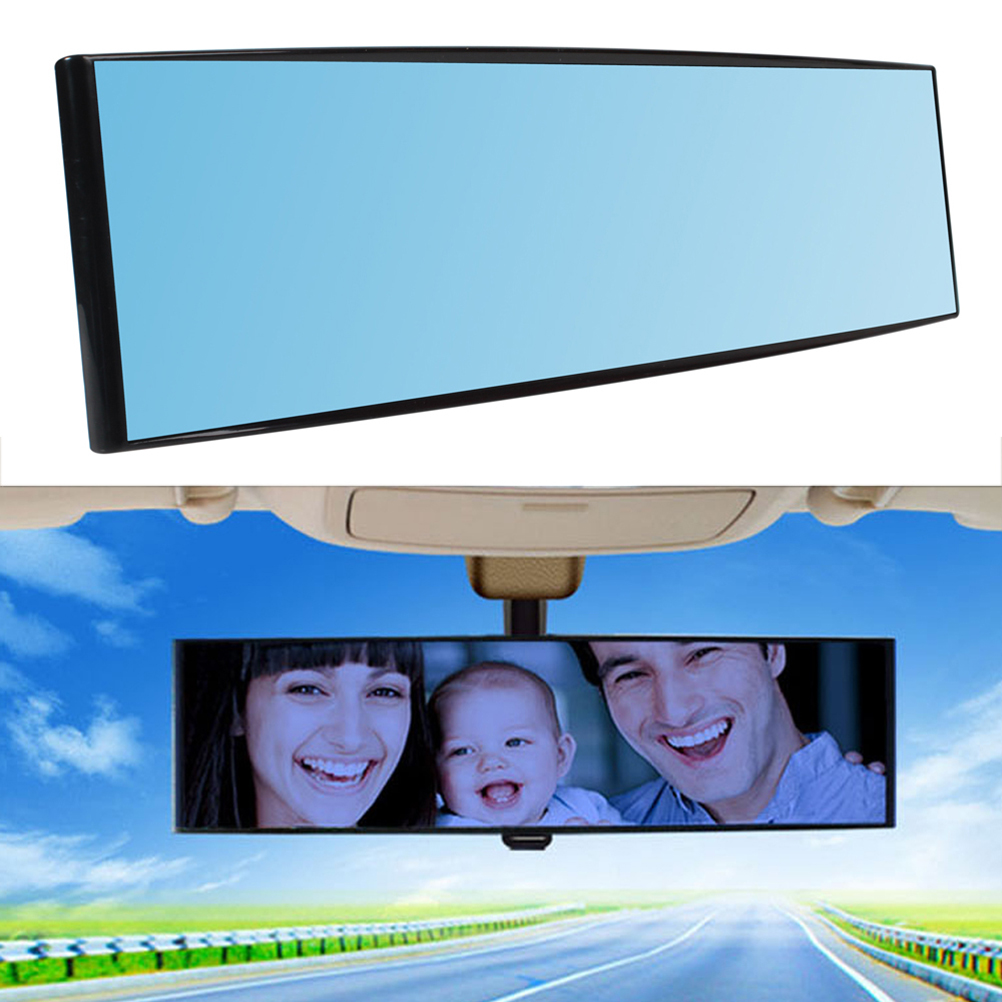 Wide Vision Car Glare Proof Mirror Outlook Interior Car