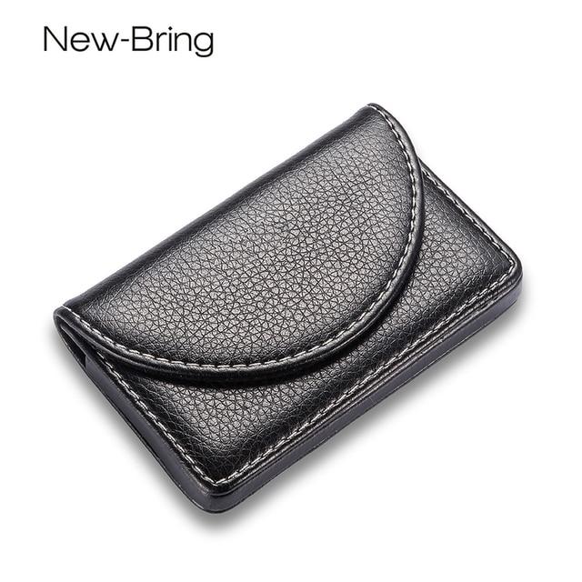 Newbring business card sleeve wallet purse credit card id holders newbring business card sleeve wallet purse credit card id holders colourmoves