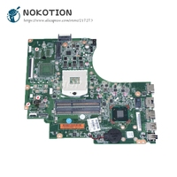 NOKOTION 747137 501 747137 001 For HP Touchsmart 15 D 250 G2 Laptop motherboard HM77 GMA HD4000 DDR3