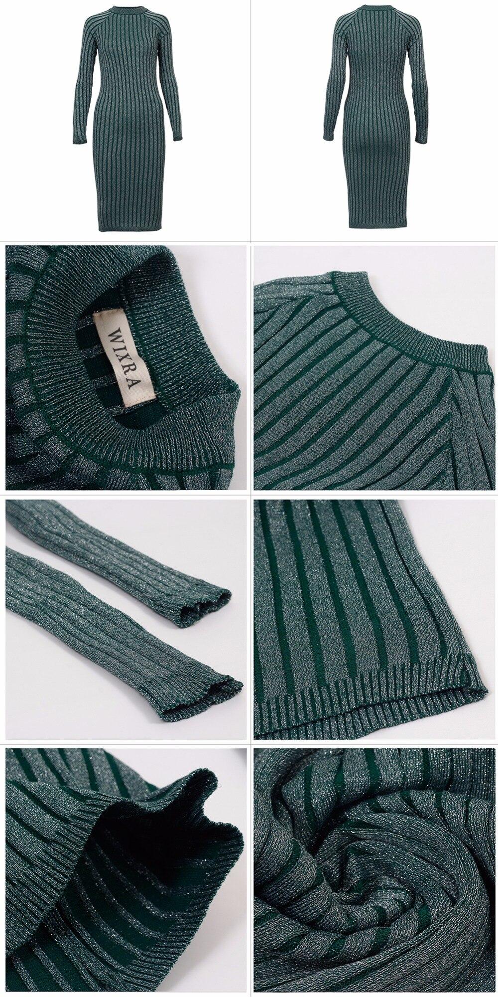 wixra sweater dress