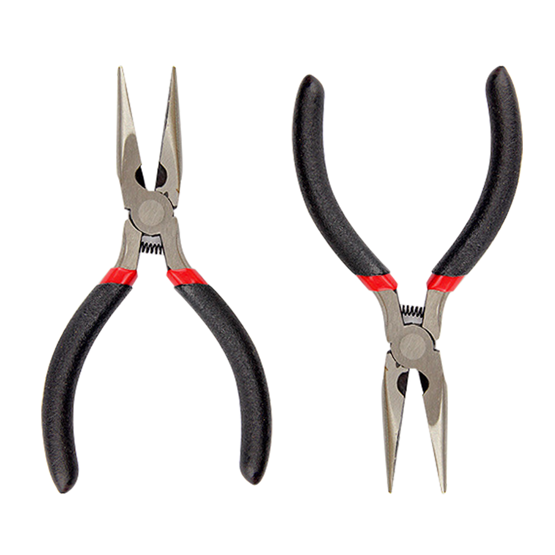 1pc Portable Mini Needle Nose Pliers 120mm Length For DIY Beading Jewellery Making Tool