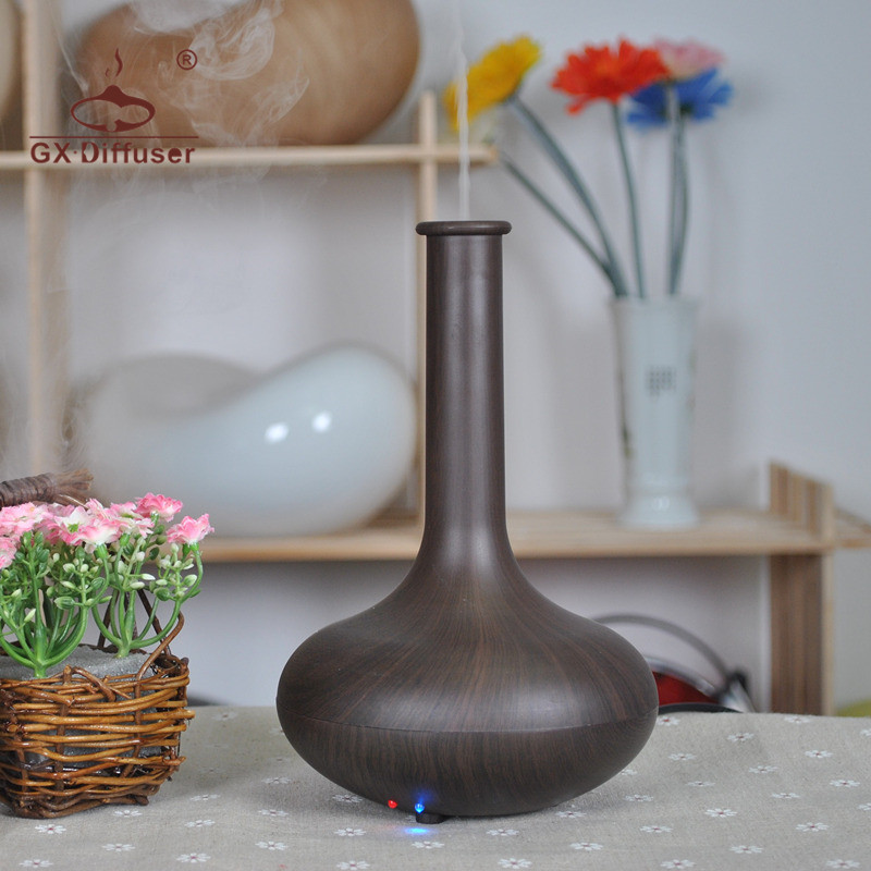GX.Diffuser Air Humidifier Essential Oil Diffuser Ultrasonic Humidifier Aromatherapy Fragrance Air Purifier Mist Maker For Home 220v bear brand ultrasonic aromatherapy 4l ultra quiet air humidifiers for home office air purifier humidifier jsq a40a2