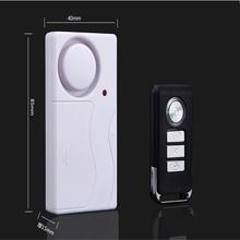 Wireless Remote Doorbell Door Magnet Home And Window Burglar Alarm Supplies 105dB