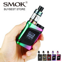 100 Original SMOK Alien Baby AL85 Vape Kit With 2ml TFV8 Baby Atomizer EU Edition 85W