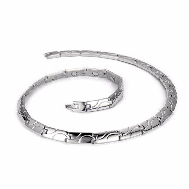 HTB1VjreRpXXXXbRXpXXq6xXFXXXU - Power Necklaces Classic Link Chain For Women Health Jewelry