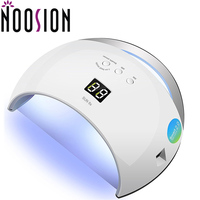 NOOSION SUN 6 UV Led Nail Lamp 48W For All Gel Polish Neon Color LED Nail
