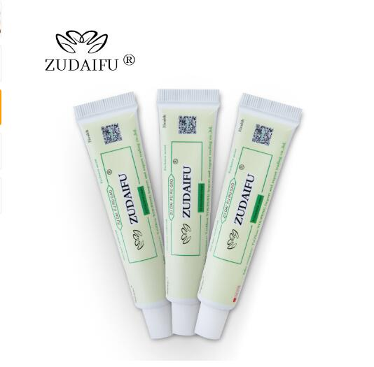 Image 2 - YIGANERJING Hot selling 5pcs ZUDAIFU+5pcs pifubaodian Body Psoriasis Cream Skin Care ( Without Retail Box)-in Body Self Tanners & Bronzers from Beauty & Health