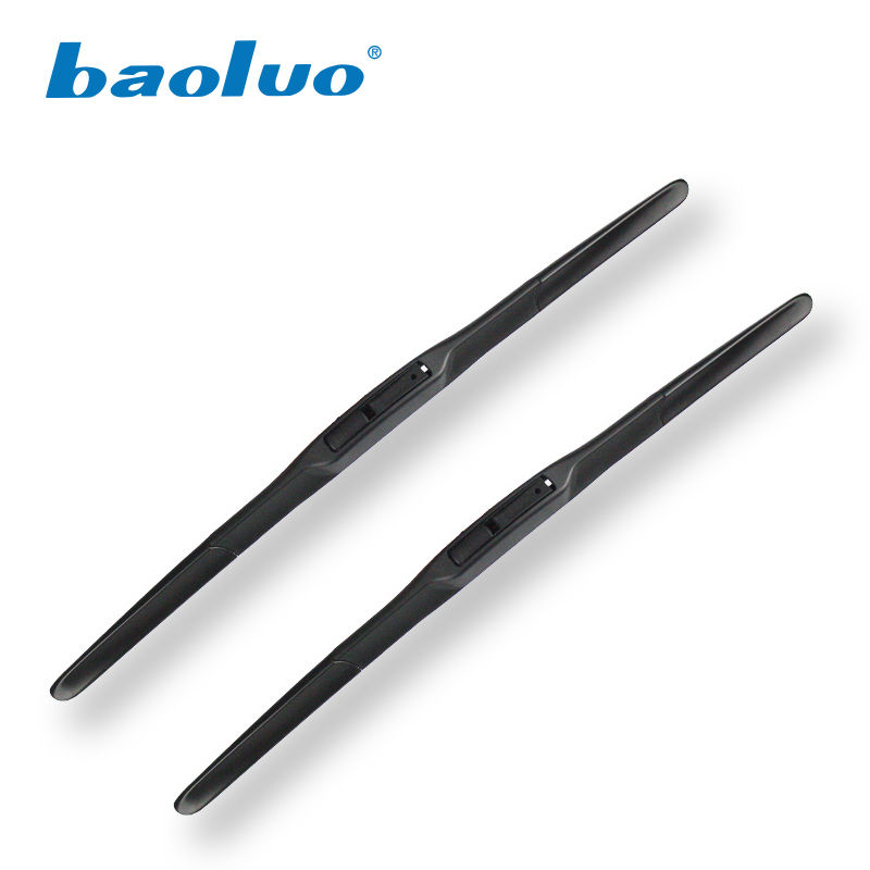 Baoluo Wiper Blades For Honda Odyssey 2009 2010 2017 2016 Natural Rubber Windshield Car Accessories In Windscreen Wipers From