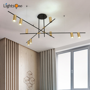 Nordic post-modern creative pendant lamp simple bar living room dining room bedroom personality pendant lights