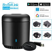 Broadlink rm mini 3 bescon rm4c мини умный wifi ИК пульт дистанционного