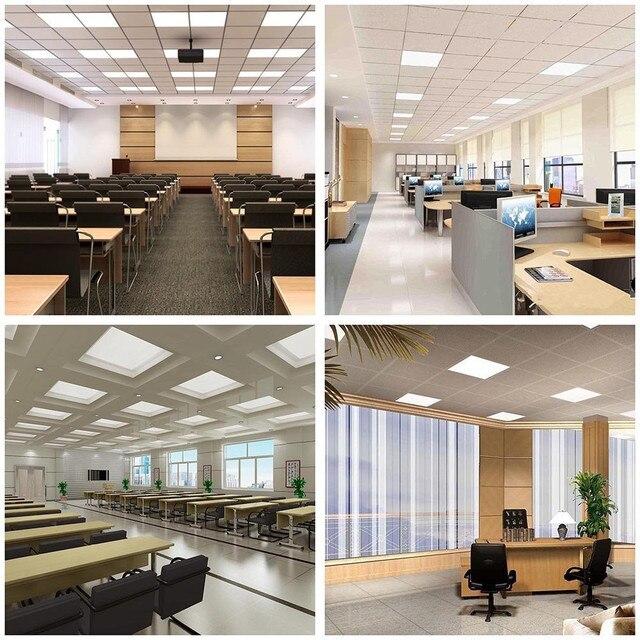 8 W 12 W 18 W LEVOU Painel de Luz de Teto Recessed Cozinha Casa de Banho Lamp AC85-265V LED Downlight Branco Quente/ branco Frete grátis