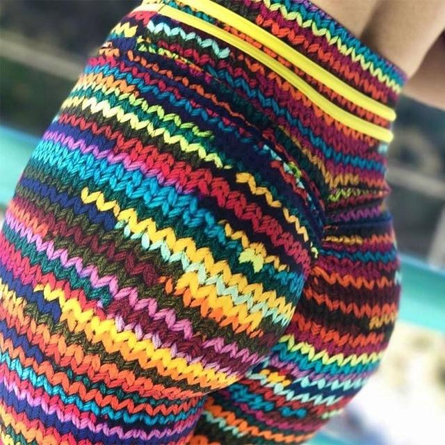 Imitation Knitwear Legging