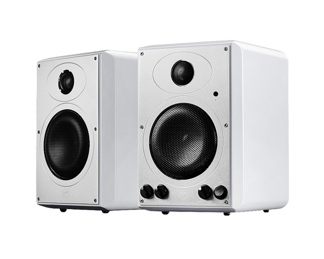 H5MKII Wireless 20 Multimedia Bookshelf Speakers High Fidelity Bluetooth WiFi Monitor 2 Way