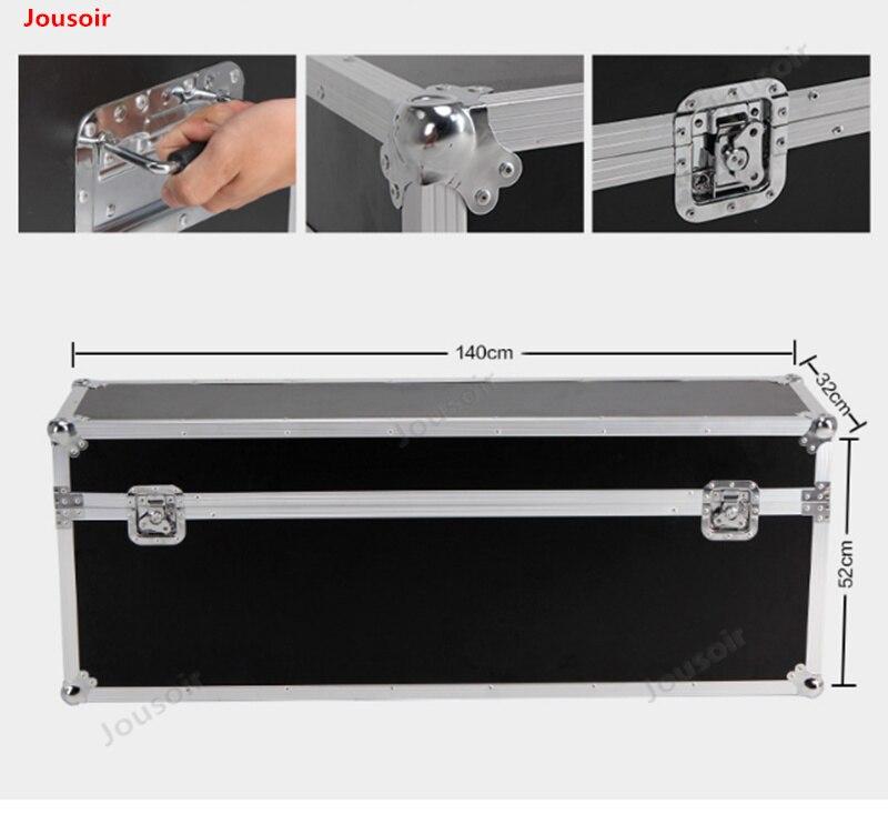 Lampe Aluminium box Air box 4 füße 4 rohr lange reihe gerade rohr kalt licht set Aluminium box kompatibel CD50 t03 - 2