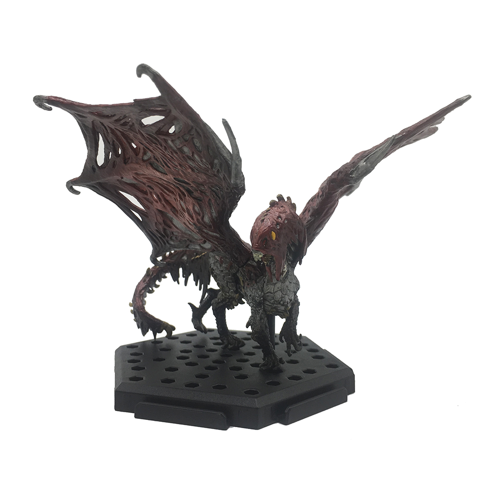 Anime Monster Hunter WORLD Game Figure PVC Models Ancient Carrion Dragon Action Figure Decoration collection Toy Model