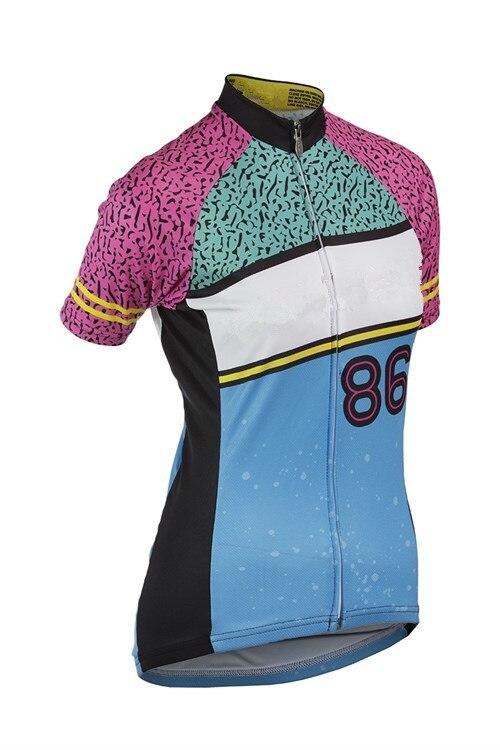 Bahar Spor Kadın Trikot Spor bisiklet Giyim Bisiklet Jersey Maillot Equipe De France 2016