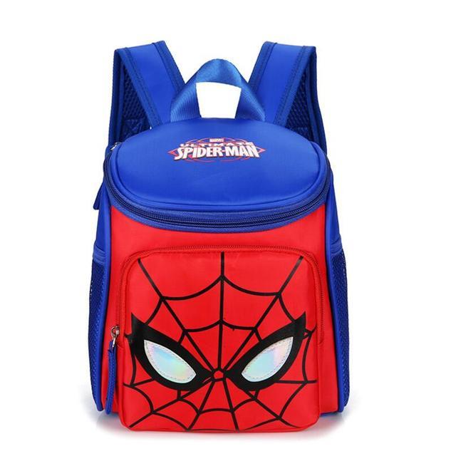 ec23371d0dac New Arrivals 2018 Hot Cartoon Spiderman Backpacks For Kids Children School  Bags Primary Backpack Boy mochila