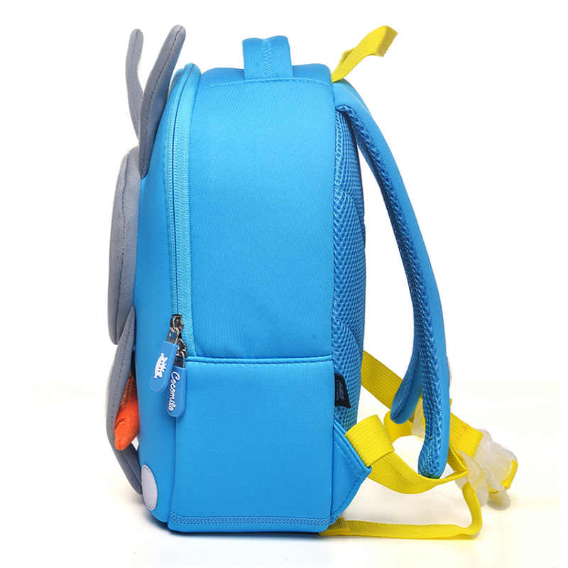 Cute Rabbit Kids Bags for Girls Waterproof Toddler 2-6 Years Kids School Bag Children School Backpacks for Boys okul cantalari