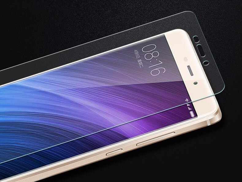 Ricestate 9H 2.5D Tempered Glass Screen Protector film For Xiaomi Redmi 4A Glass 4 Rro 4A Note 4 4X Redmi 1 2 2s 3 3s Glass case